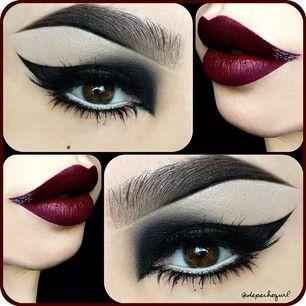 eyes lips