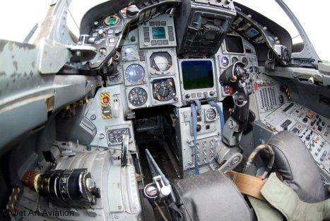 Tornado cockpit 1