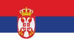 Serbian flag 2
