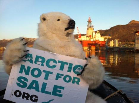 arctic not for sale