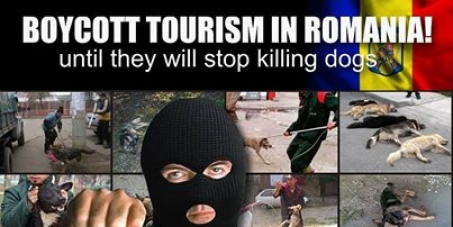 boycott tourism in romania