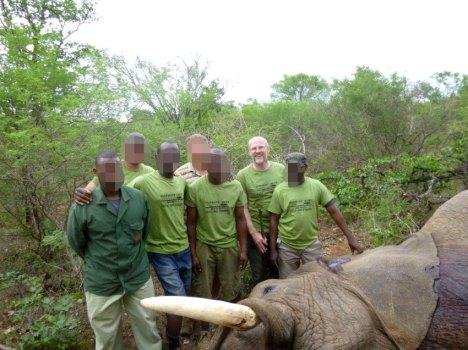 Elefantenjäger