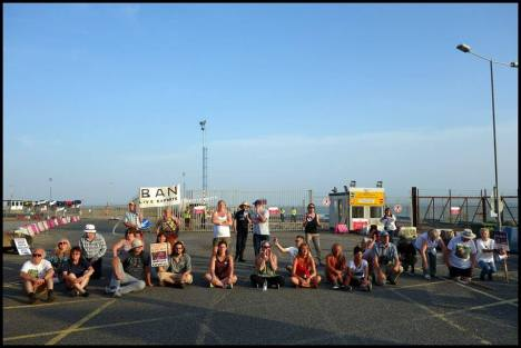 Ramsgate campaigners 2