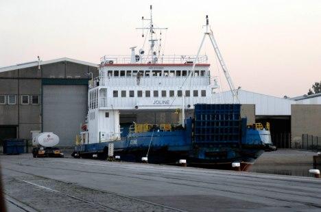 Sheep Exports-Calais