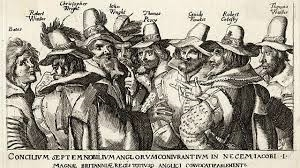 gunpowder plot bbc