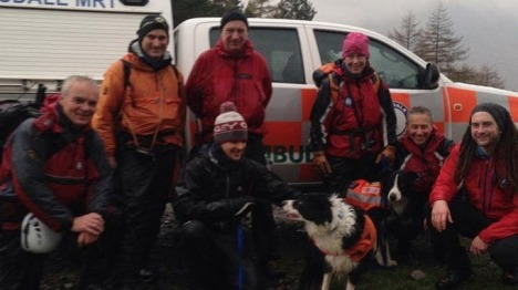 jasper mountain rescue team