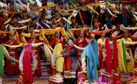 free tibet new year