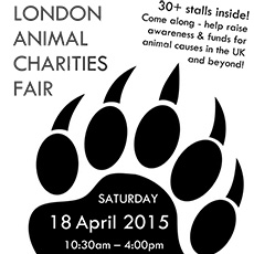 AA Animal charities fair march 15