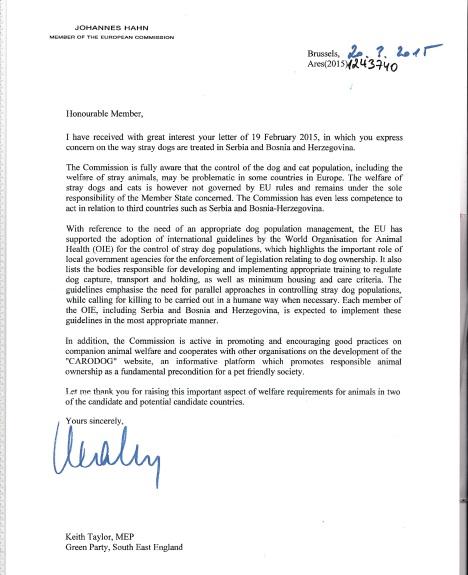 Hahn response Serbia via K Taylor_NEW