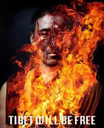 free tibet fire