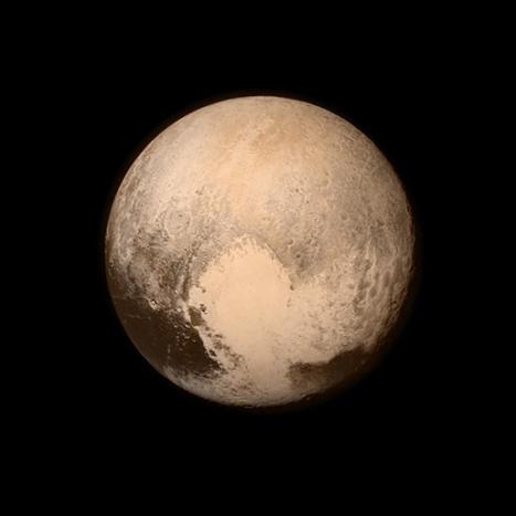 Pluto 14 July