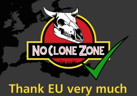 no clone zone