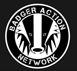 Badger Action Network logo