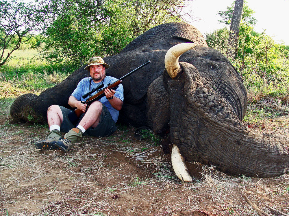 USA The Trump Administration Will Now ALLOW Import Of Elephant Hunting Trophies To Resume MAGA Doubt It