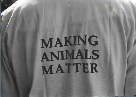 Making Animals Matter