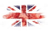 UK flagge aquarelljpg